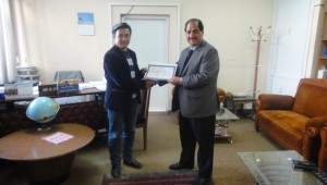 "SHuhada Organization Received ""Excellent Performance"" Award"